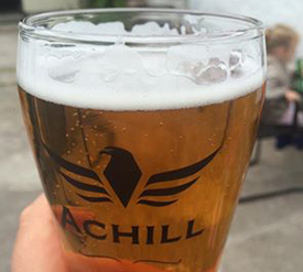 Achill Beer, The Valley House Bar