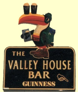 The Valley House Bar