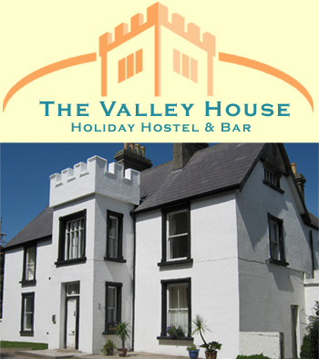Hostels in Ireland - The Valley House Holiday Hostel & Bar, Achill, Mayo, Ireland