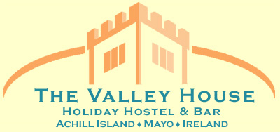 History of The Valley House Achill - The Playboy and The Yellow Lady